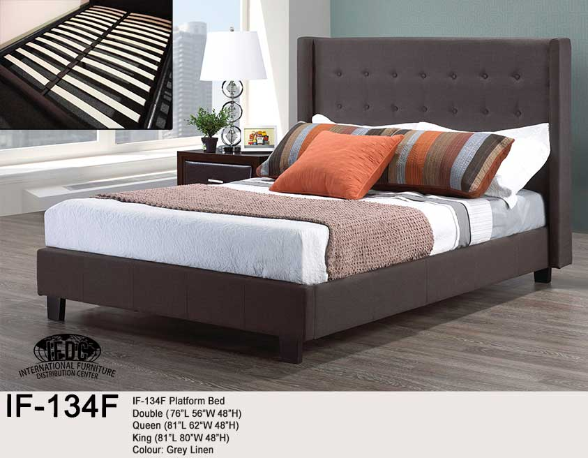 Bedding/Bedroom IF-134f1- Kitchener Waterloo Furniture Store