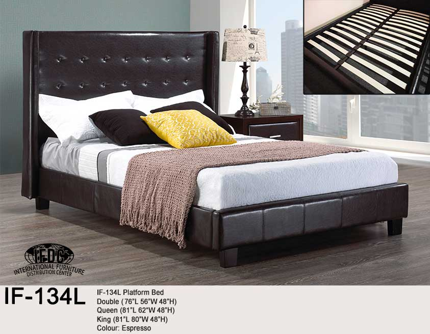 Bedding/Bedroom IF-134l- Kitchener Waterloo Furniture Store