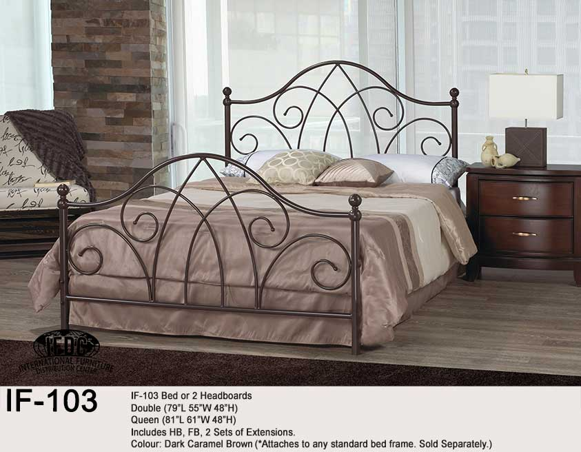 Bedding/Bedroom IF-103- Kitchener Waterloo Furniture Store