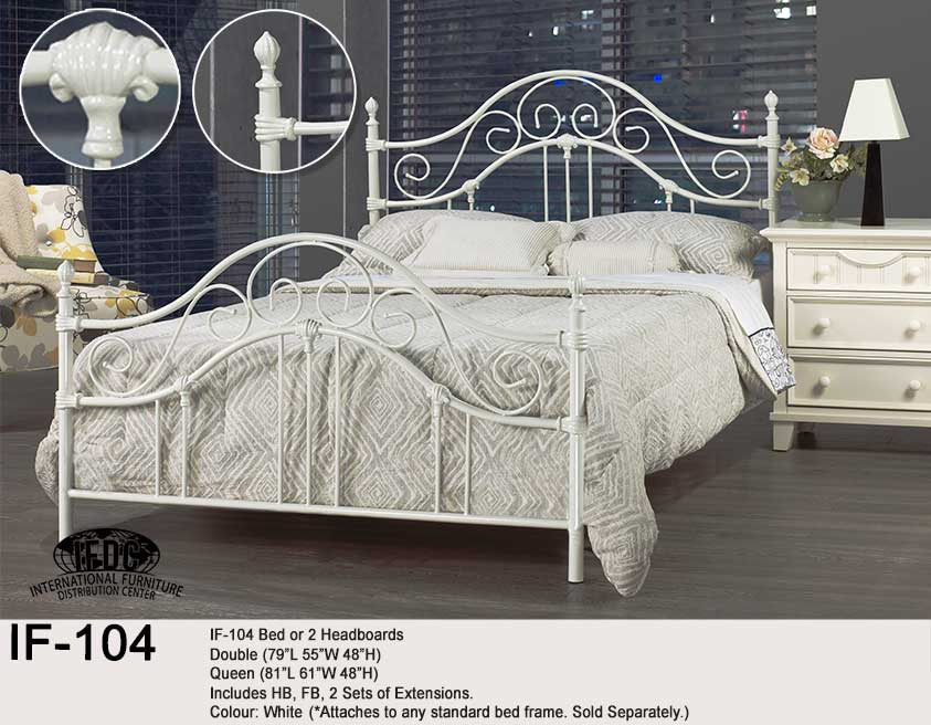 Bedding/Bedroom IF-104- Kitchener Waterloo Furniture Store