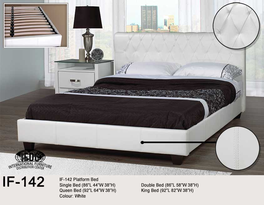 Bedding/Bedroom IF-142- Kitchener Waterloo Furniture Store
