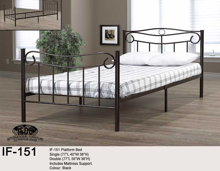 Bedding/Bedroom IF-151- Kitchener Waterloo Furniture Store