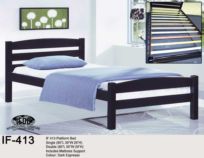 Bedding/Bedroom IF-413- Kitchener Waterloo Furniture Store