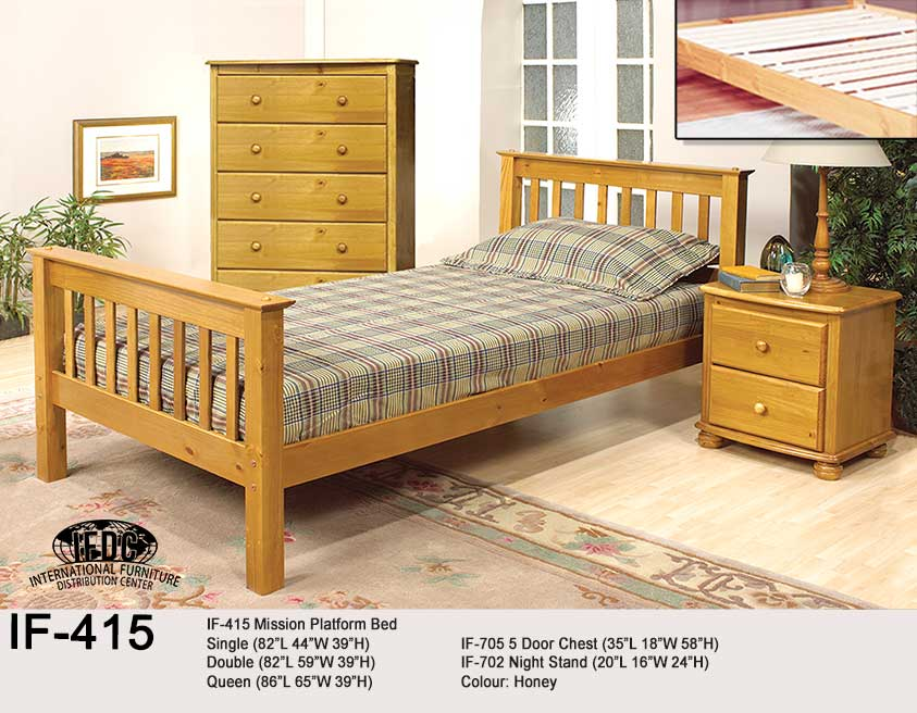 Bedding/Bedroom IF-415- Kitchener Waterloo Furniture Store