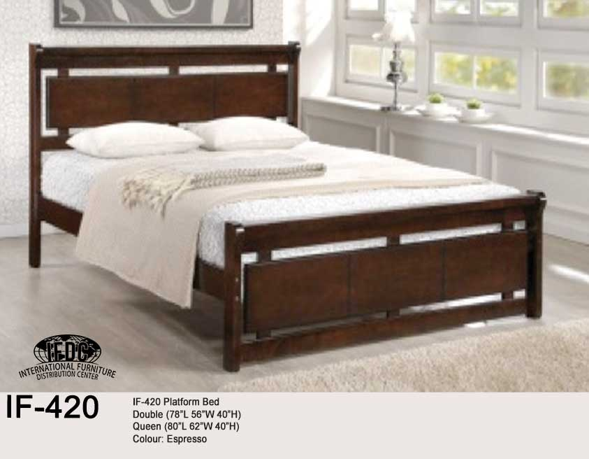 Bedding/Bedroom IF-420- Kitchener Waterloo Furniture Store