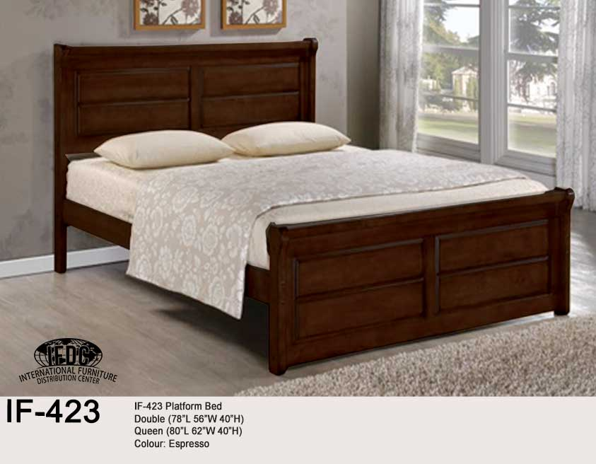Bedding/Bedroom IF-423- Kitchener Waterloo Furniture Store