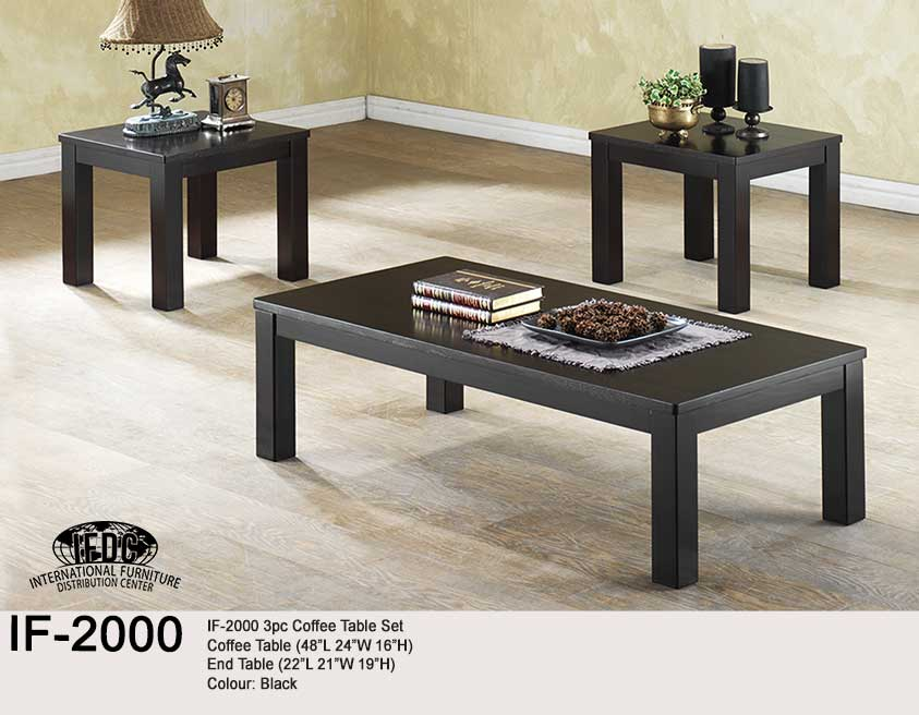 Coffee Tables IF-2000- Kitchener Waterloo Furniture Store