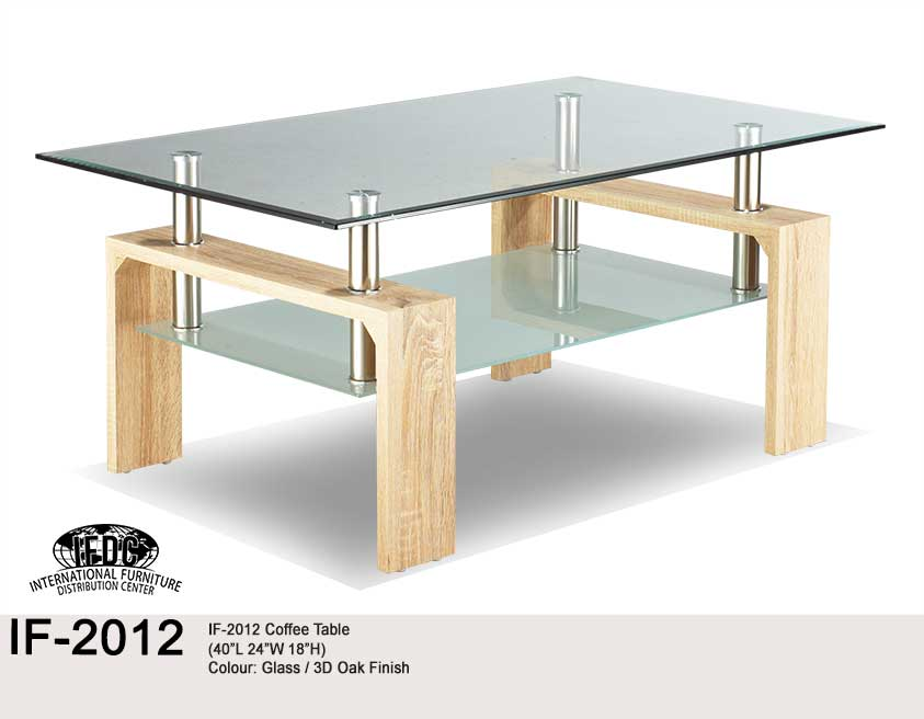 Coffee Tables IF-2012- Kitchener Waterloo Furniture Store