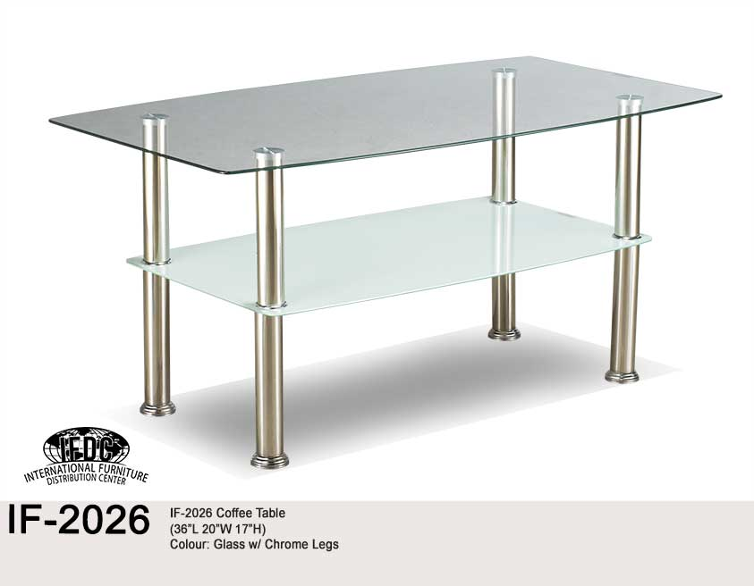 Coffee Tables IF-20261- Kitchener Waterloo Furniture Store