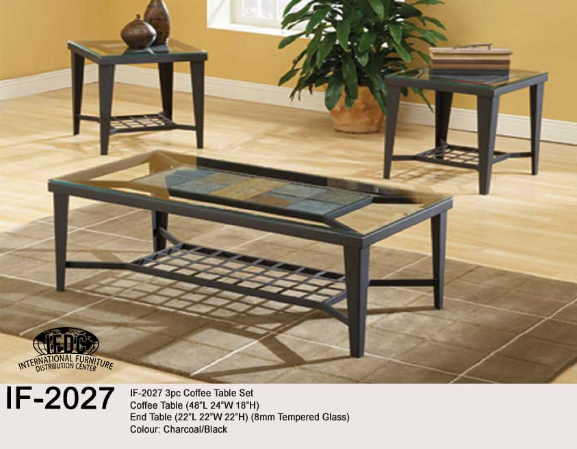 Coffee Tables IF-2027- Kitchener Waterloo Furniture Store