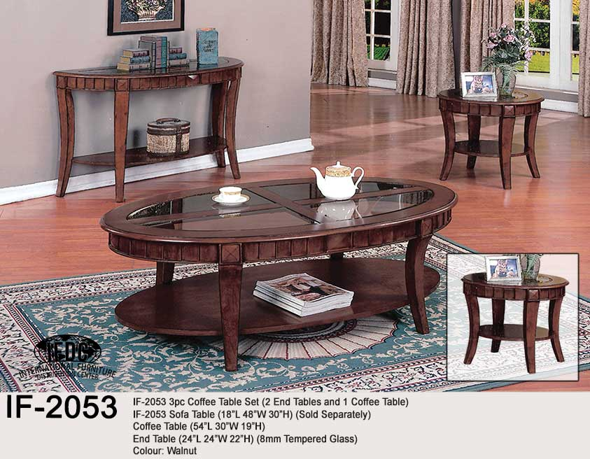 Coffee Tables IF-2053- Kitchener Waterloo Furniture Store