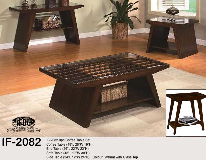 Coffee Tables IF-2082- Kitchener Waterloo Furniture Store