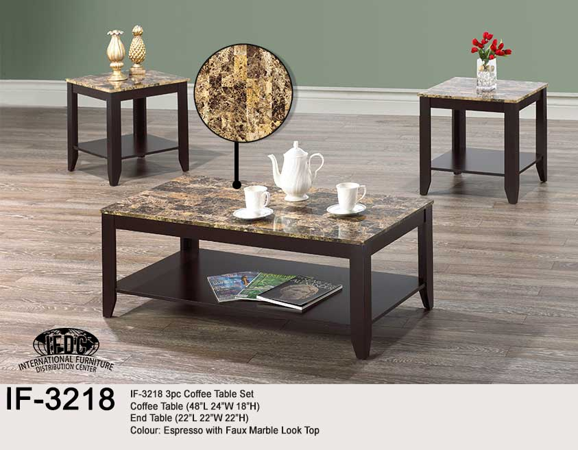 Coffee Tables IF-3218- Kitchener Waterloo Furniture Store
