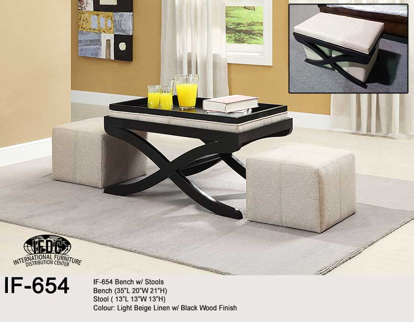 Coffee Tables IF-654- Kitchener Waterloo Furniture Store