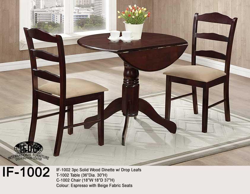 Kitchener Waterloo Furniture Store Dining IF 1002