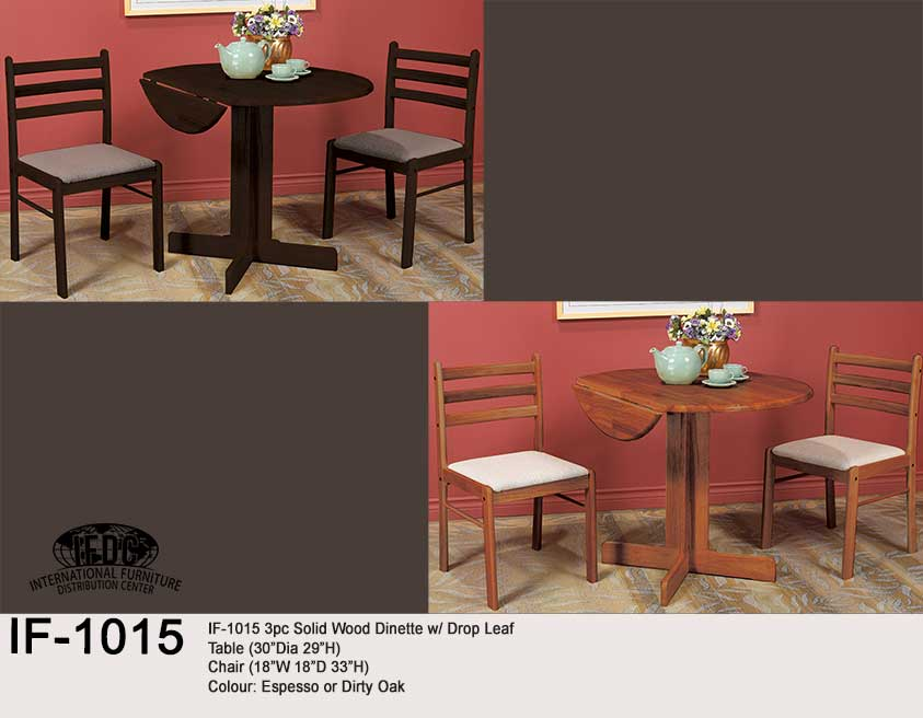Kitchener Waterloo Furniture Store Dining IF 1015