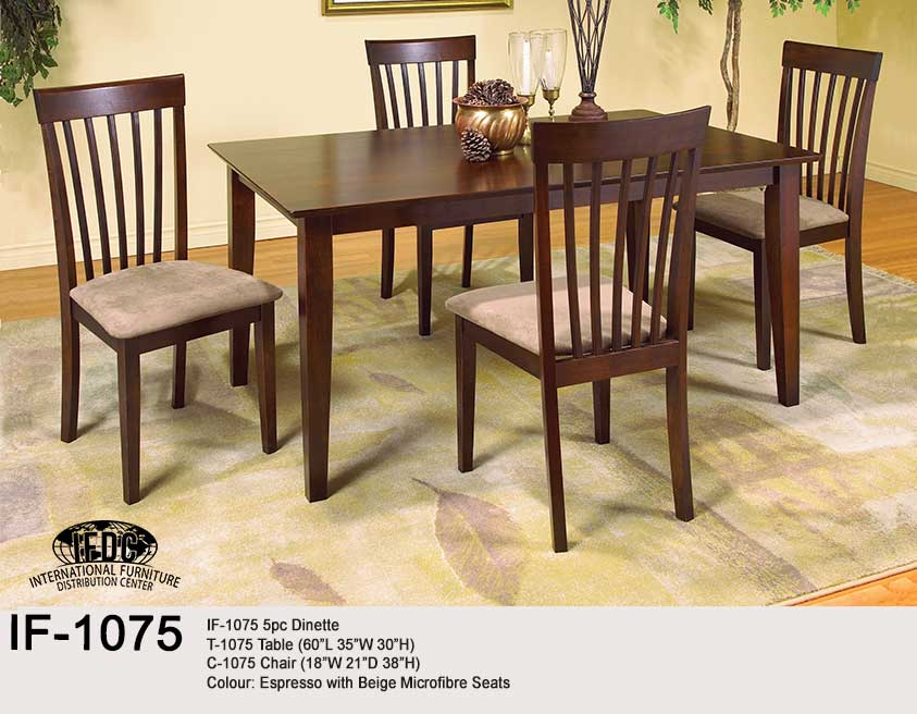 Kitchener Waterloo Furniture Store Dining IF 1075
