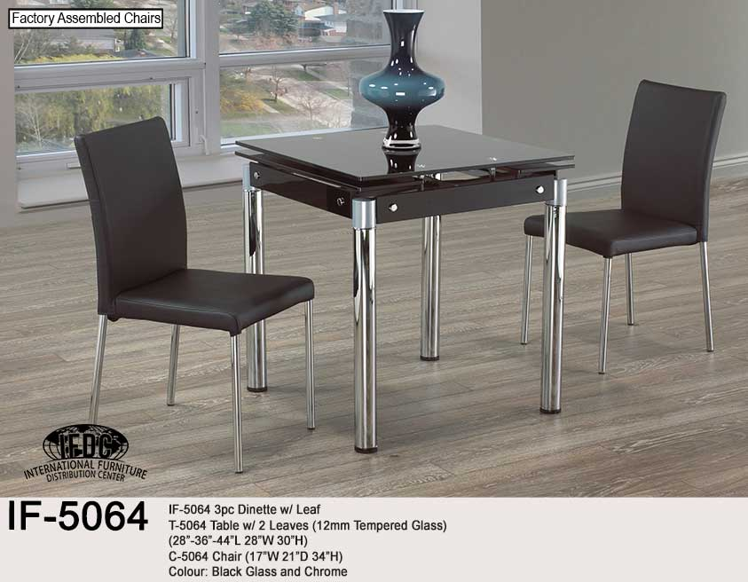 Kitchener Waterloo Furniture Store Dining IF 5064 3pc