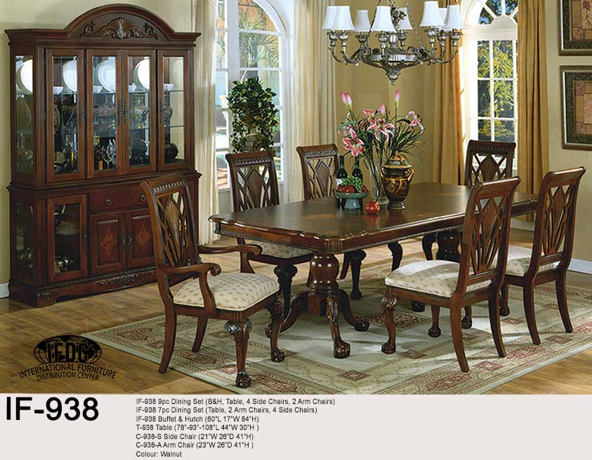 Kitchener Waterloo Furniture Store Dining IF 938